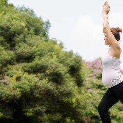 Aktywność fizyczna kobiet w ciąży bardzo dobrze wpływa na zdrowie matki i dziecka (fot. mat. Heima Studio1)