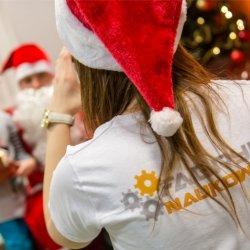 Bezpłatne spotkanie i warsztaty z Mikołajem odbędą się 2-3 grudnia w Fabryce Naukowców (fot. mat. organizatora)