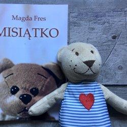 """Książka pt. """"Misiątko"""" to zbiór opowiadań, które są pomocne w zrozumieniu emocji dziecka (fot. Ewelina Zielińska/SilesiaDzieci.pl)"""