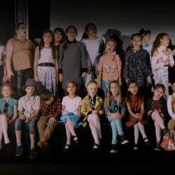 W projekcie wzięły udział dzieci i młodzież z Dąbrowy Górniczej (fot. mat. Happy Choir Skłodowska)