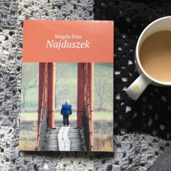 """Po książkę """"Najduszek"""" powinna sięgnąć każda mama przytłoczona nadmiarem obowiązków (fot. Ewelina Zielińska/SilesiaDzieci.pl)"""