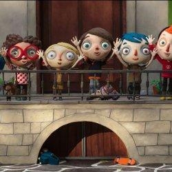 """""""Nazywam się Cukinia"""" to animacja, którą zobaczycie w niedzielę w kinie Kosmos (fot. mat. organizatora)"""