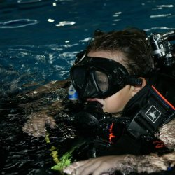 Biorąc udział w bezpłatnej lekcji nurkowania, można się zorientować, czy to sport dla nas (fot. materiały szkoły nurkowania ANDAtek