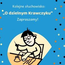 """""""O dzielnym Krawczyku"""" to najnowsza propozycja Bajkowej Zatoki (fot. mat. organizatora)"""