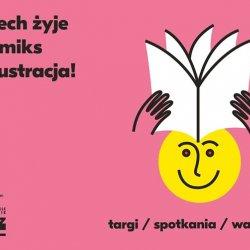 Wydarzenie to okazja do zakupu komiksowych nowości czy też spotkań z autorami (fot. mat. organizatora)