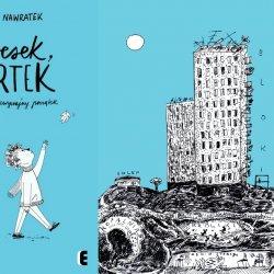 """""""Kresek, Bartek i całkiem zwyczajny początek"""" ukaże się 27 września nakładem wydawnictwa EZOP (fot. mat. EZOP)"""