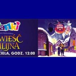 """""""Opowieść Wigilijną"""" będzie można obejrzeć w grudniu na ekranach kin Multikino (fot. mat. kina)"""