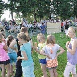 W ubiegłym roku dzieci nie mogły narzekać na brak atrakcji (fot.MOK Orzesze/Facebook)