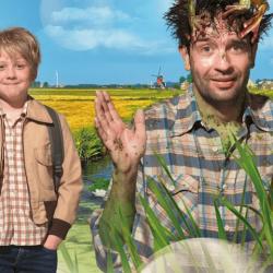 """""""Pan żaba"""" to familijny film przygodowy, który zobaczycie w ramach cyklu """"Rodzina do kina"""" (fot. mat. organizatora)"""