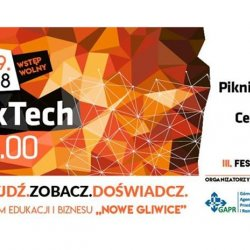 PikTech odbędzie się 15 września w Gliwicach (fot. mat. organizatora)