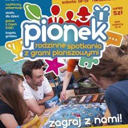 """""""Pionek"""" to impreza dedykowana zarówno miłośnikom planszówek, jak i tym, którzy stawiają pierwsze kroki w świecie gier (fot. mat organizatora)"""