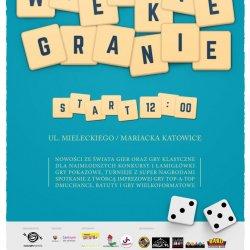 """""""Wielkie Granie"""" to wydarzenie adresowane do całych rodzin, które lubią spędzać czas na kreatywnych zabawach (fot. mat. organizatora)"""