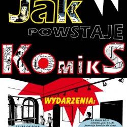 Wydarzeniu będą towarzyszyć komiksowe warsztaty (fot. mat. organizatora)