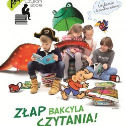 """Seria """"Czytam sobie"""" pomaga w nauce czytalnia (fot. mat. prasowe)"""
