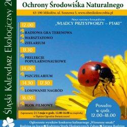 Majówka w Śląskim Ogrodzie Botanicznym to wiele edukacyjnych i bezpłatnych atrakcji (fot. mat. organizatora)