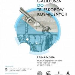 Wystawa to niezwykła wyprawa w świat astronomii (fot. Muzeum Zagłębia w Będzinie)