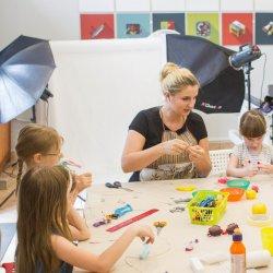 Na zajęciach poradzą sobie już siedmioletnie dzieciaki (fot. Gryfne Granie)