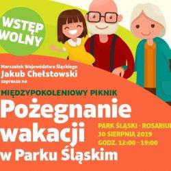 Piknik odbędzie się w Parku Śląskiem (fot. mat. organizatora)