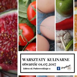 Warsztaty kulinarne odbędą się z okazji otwarcia nowego studia kulinarnego Przystanek11 (fot. mat. organizatora)
