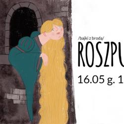 "16 maja będzie można obejrzeć online bajkę braci Grimm - ""Roszpunka"" (fot. mat. organizatora)"