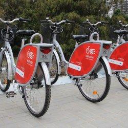 Możliwość zostawienia roweru w innym mieście dotyczy tylko rowerów standardowych (fot. mat.UM Chorzów)