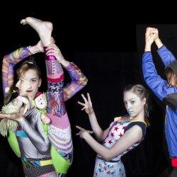 """""""Legendy"""" to opowieść o Śląsku napisana przez dzieci i opowiedziana przez tancerzy (fot. materiały Teatru Rozbark)"""