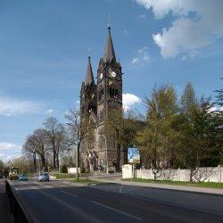 Gra miejska odbędzie się w dzielnicy Rudy Śląskiej - Kochłowicach (fot. Tomasz Górny, https://commons.wikimedia.org/w/index.php?curid=19165899)