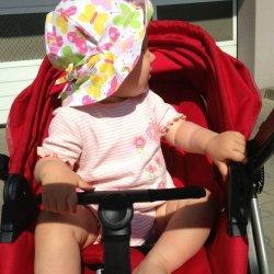 Samiboo tworzy gustowne i praktyczne nakrycia głowy dla dzieci od 6 miesięcy do 4 lat (fot. mat. Samiboo)