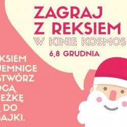 Podczas spotkania dzieci stworzą ścieżkę dźwiękową do filmowych przygód Reksia (fot. mat. organizatora)