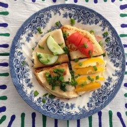 Jaka to przyjemność zjeść śniadanie przygotowane przez własne dziecko (fot. Zosia Borowczyk)