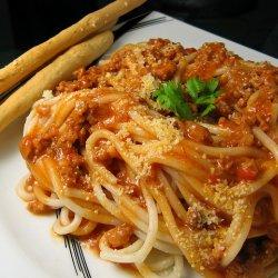 Spagetti bolognese (fot. mat. org.)
