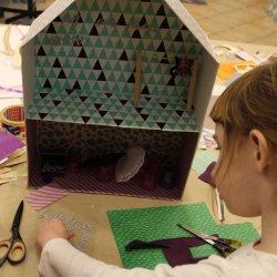 Domek dla lalek, to wymarzona zabawka wielu dziewczynek (fot. mat. Gryfnego Grania)