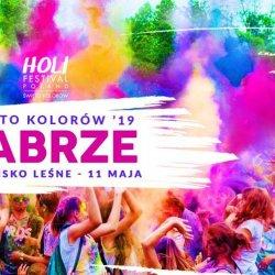 Święto kolorów odbędzie się 11 maja w Zabrzu (fot. mat. organizatora)