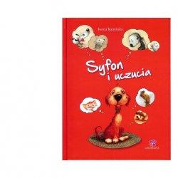 """""""Syfon i uczucia"""" Wydawnictwa Czterolistne (fot. mat. Silesia Dzieci)"""