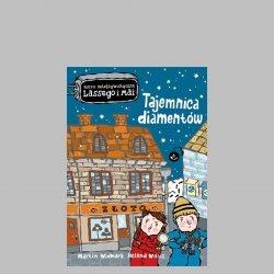 Książki detektywistyczne rozwijają wyobraźnię, uczą logicznego myślenia i kojarzenia faktów (fot. materiały księgarni usmesmake.pl)
