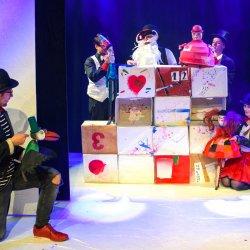 Spektakl Teatru Miejskiego w Gliwicach na pewno przypadnie do gustu maluchom (fot. mat. organizatora)