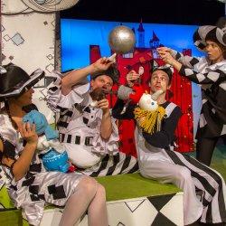 Teatr Miejski w Gliwicach przygotował na mikołajki dodatkowe animacje i zabawy po spektaklu (fot. mat. organizatora)