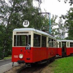 W dobie samochodów, przejażdżka nawet zwykłym tramwajem dla wielu dzieci to frajda. Przejażdżka zabytkową baną z pewnością będzie niezapomnianym przeżyciem (fot. strona www Tramwajowej Linii Turystycznej)