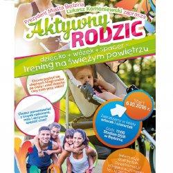 W Będzinie rodzice mogą zadbać o formę na specjalnych bezpłatnych zajęciach (fot. mat. organizatora)