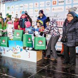 Puchar Reksia to największe w Polsce zawody narciarskie dla dzieci (fot. mat. organizatora)