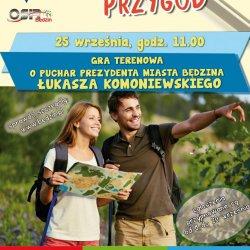 Rodzinna gra terenowa odbędzie się w Będzinie 25 września (fot. mat. organizatora)