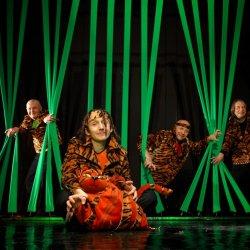 """""""Tygrys Pietrek"""" to ciepła i dowcipna opowieść, którą zobaczyć można na deskach Teatru Banialuka (fot. mat. organizatora)"""
