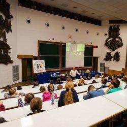 Wykład poprowadzi dr Arkadiusz Gorzawski (fot. mat Fb Uniwersytet Śląski Dzieci)