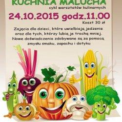 Kuchnia malucha to warsztaty kulinarne dla dzieci w wieku 4-12 lat (fot. mat. organizatora)