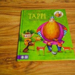 """""""Tappi i wspaniała przyjaźń"""" to już szósta książka z serii """"Tappi i Przyjaciele"""" (fot. Ewelina Zielińska)"""