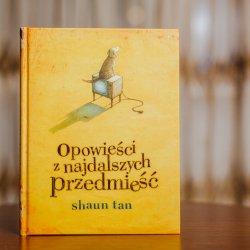 """""""Opowieści z najdalszych przedmieść"""" to niezwykłe opowiadania wydane przez Kulturę Gniewu (fot. Ewelina Zielińska)"""