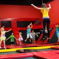 Park trampolin Jump World (fot. mat. Parku)