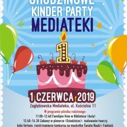 Piknik rodzinny odbędzie się w godz. 11-15 na Dziedzińcu Mediateki (fot. mat. organizatora)
