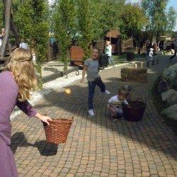 Uczta pełna zabaw w średniowiecznym klimacie czeka na gości Warowni Pszczyńskich Rycerzy (fot. mat. organizatora)
