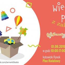 Podczas wydarzenia można sprzedać lub wymienić się zabawkami (fot. mat. organizatora)